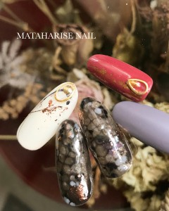 MATAHARISENAIL.antiquedile.ジェルネイル